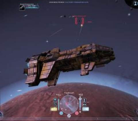 Battlestar Galactica Online in-game screenshot 1