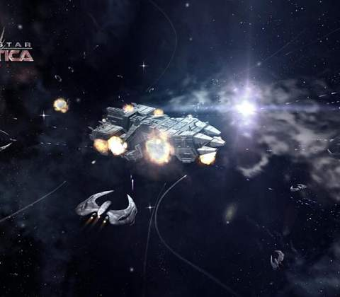 Battlestar Galactica Online in-game screenshot 4