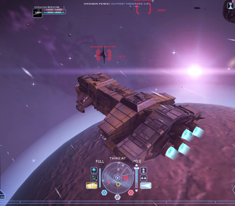 Battlestar Galactica Online in-game screenshot 5