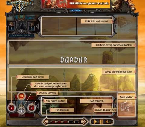 Berserk: The Cataclysm in-game screenshot 2