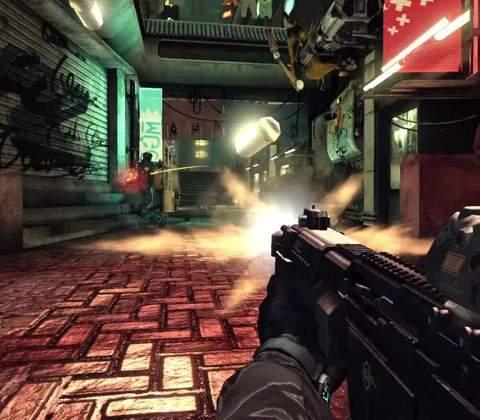 Blacklight: Retribution in-game screenshot 1