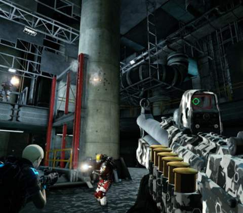 Blacklight: Retribution in-game screenshot 2