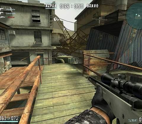 Combat Arms in-game screenshot 2