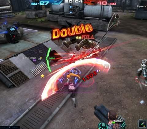 CroNix in-game screenshot 5