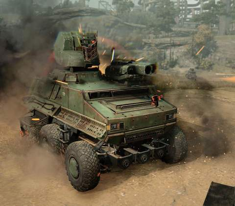 Crossout in-game screenshot 3