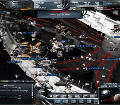 Dark Orbit in-game screenshot 12