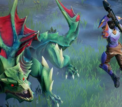 Dauntless in-game screenshot 17