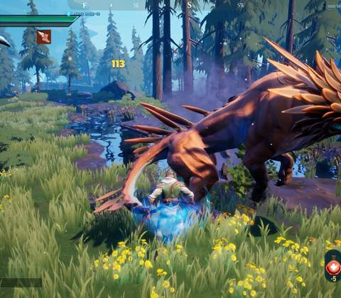 Dauntless in-game screenshot 1