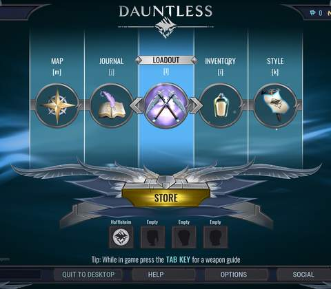 Dauntless in-game screenshot 12