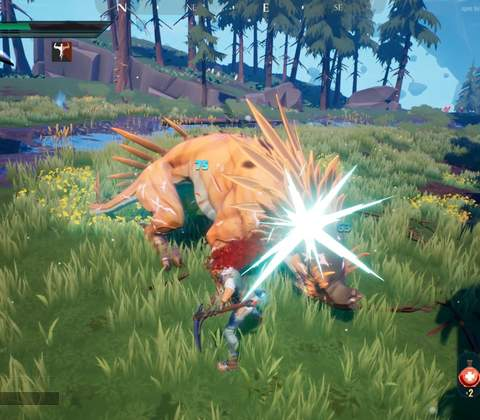 Dauntless in-game screenshot 6