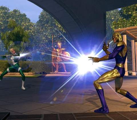 DC Universe Online in-game screenshot 2