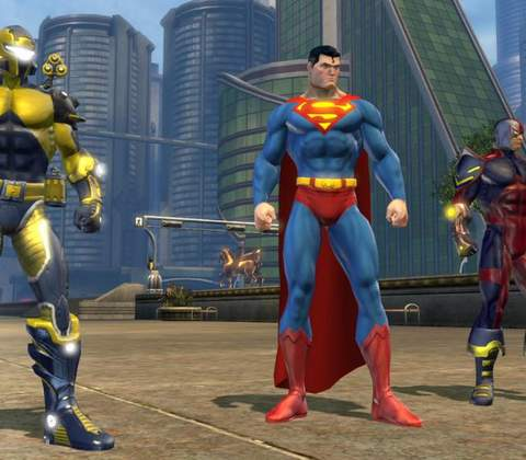 DC Universe Online in-game screenshot 3
