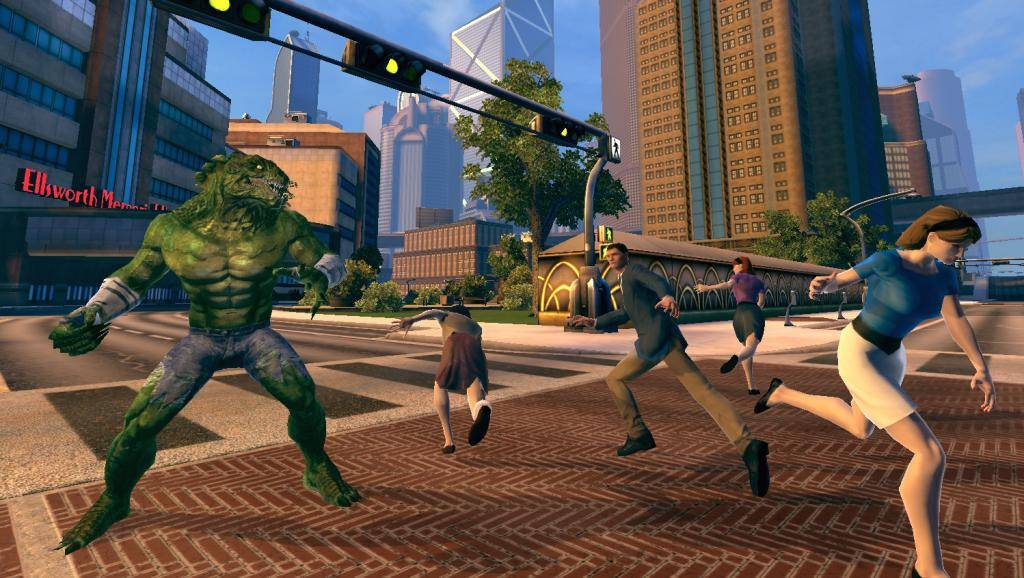 Review of DC Universe Online - MMO & MMORPG Games