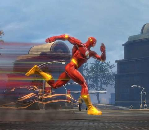 DC Universe Online in-game screenshot 6