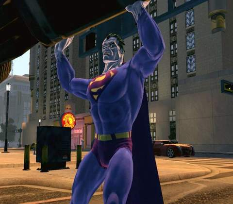 DC Universe Online in-game screenshot 7