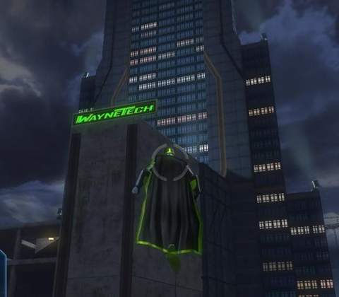 DC Universe Online in-game screenshot 8