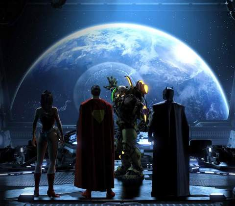 DC Universe Online in-game screenshot 9