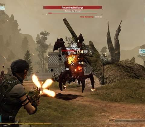 Defiance in-game screenshot 1