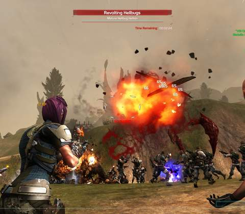 Defiance in-game screenshot 2