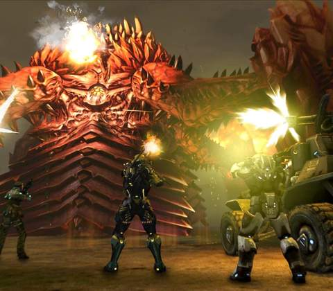 Defiance in-game screenshot 3