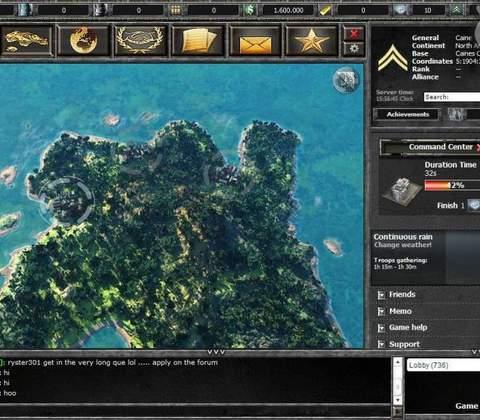 Desert Operations in-game screenshot 2