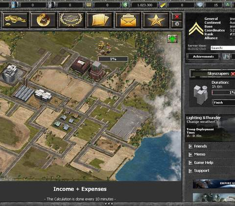 Desert Operations in-game screenshot 5
