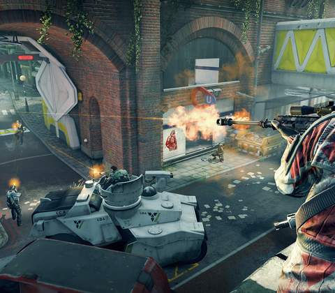 Dirty Bomb in-game screenshot 6