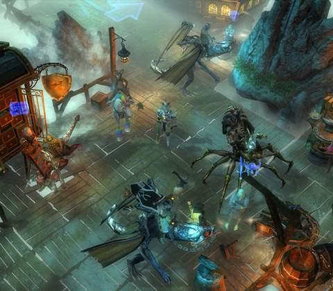 Drakensang Online in-game screenshot 3