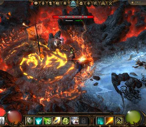 Drakensang Online in-game screenshot 1