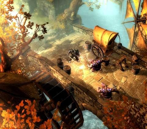Drakensang Online in-game screenshot 8