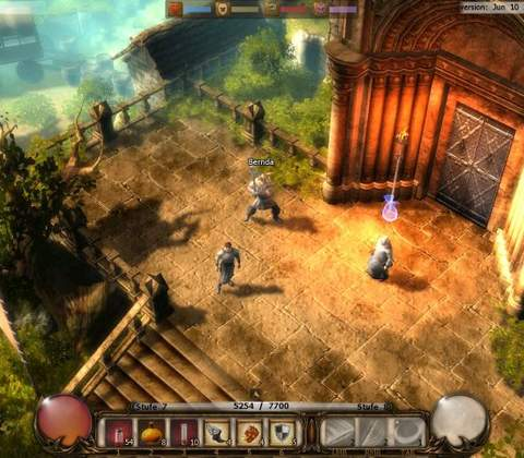 Drakensang Online in-game screenshot 9
