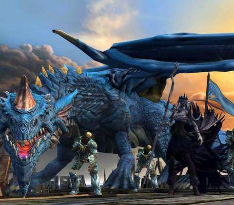 Dungeons & Dragons - Neverwinter in-game screenshot 1