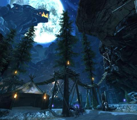 Dungeons & Dragons - Neverwinter in-game screenshot 2