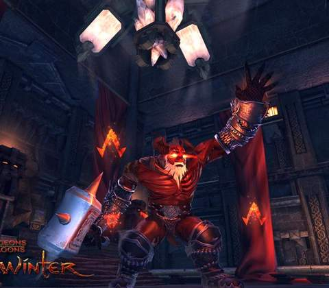 Dungeons & Dragons - Neverwinter in-game screenshot 5