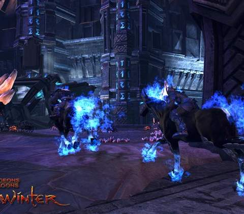 Dungeons & Dragons - Neverwinter in-game screenshot 6