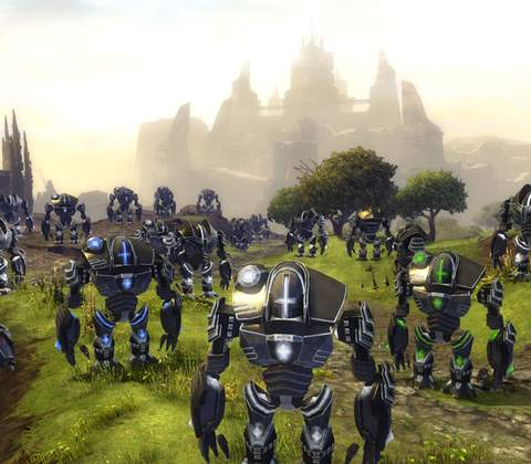 Guild Wars 2 in-game screenshot 7