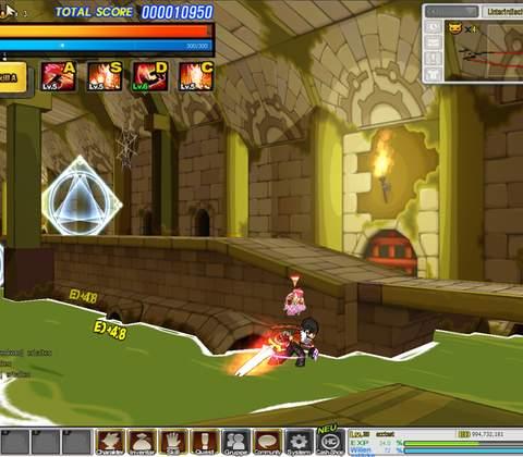 Elsword in-game screenshot 5