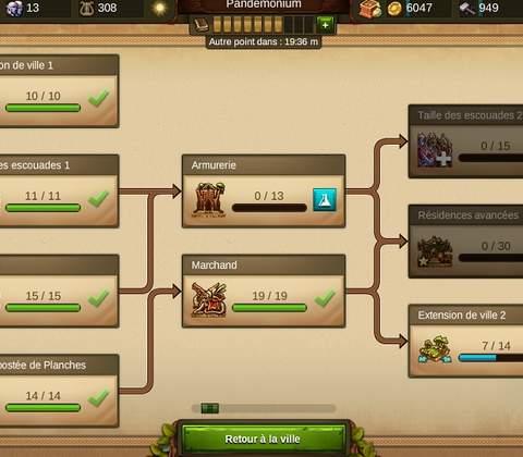 Elvenar in-game screenshot 8