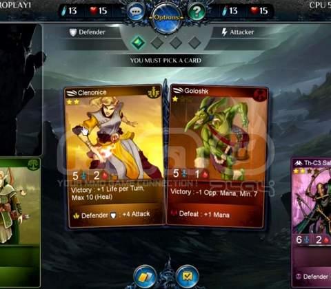 Fantasy Rivals in-game screenshot 2