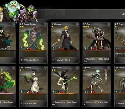 Fantasy Rivals in-game screenshot 6