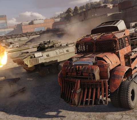 Crossout in-game screenshot 12