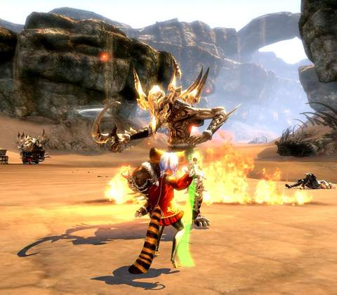 Blade and Soul in-game screenshot 3