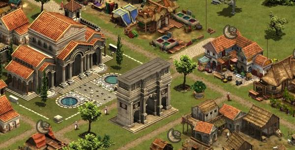 Review of Forge of Empires - MMO & MMORPG Games