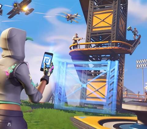 Fortnite in-game screenshot 2