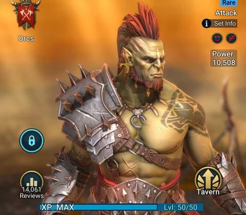 RAID: Shadow Legends in-game screenshot 30