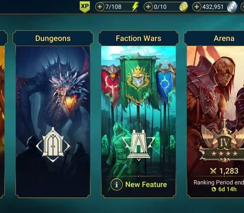 RAID: Shadow Legends in-game screenshot 31