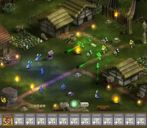 Goblin Keeper in-game screenshot 1