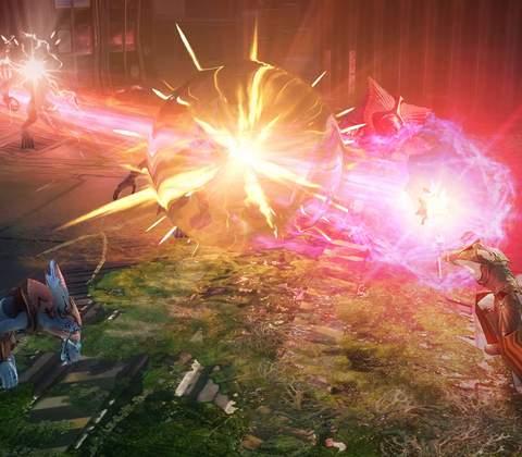 Skyforge in-game screenshot 3