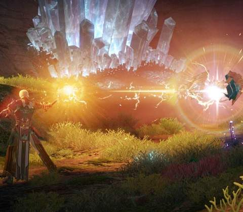 Skyforge in-game screenshot 7