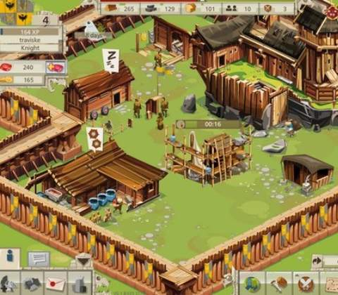 Goodgame Empire in-game screenshot 1
